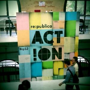 re:publica (Foto: Kathrin Womser)