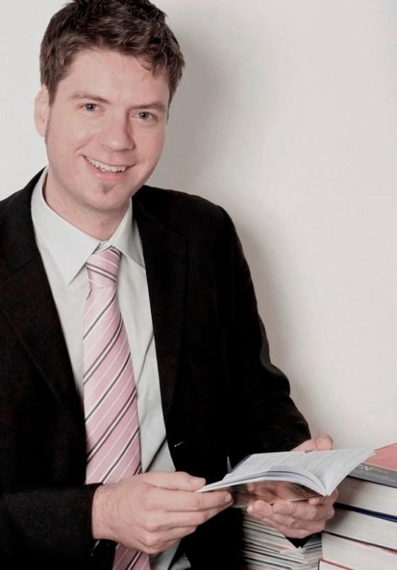 PR-Experte Oliver Numrich