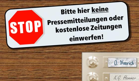 stop bitte-keine-pressemitteilungen-einwerfen